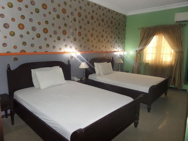 SAVANNAH SUITES GWARIMPA - Executive Double Room