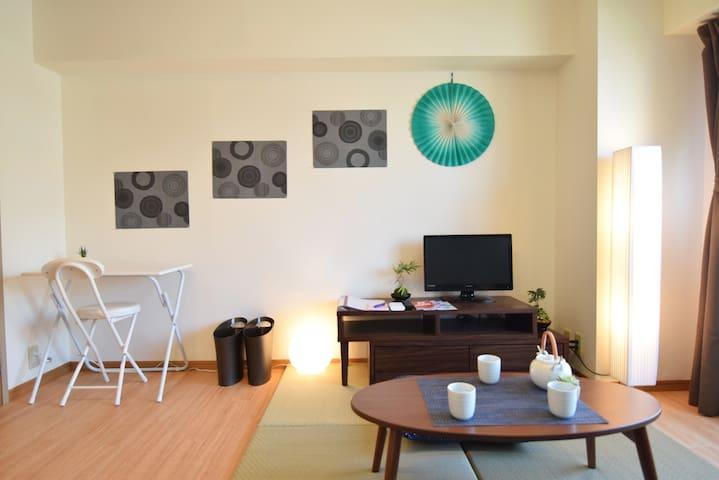 Comfy Apt in Takadanobaba EasyAccess CentralTokyo