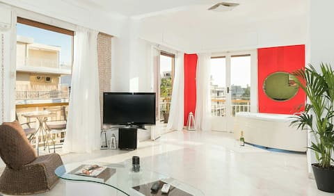 SUNNY CENTRAL APARTMENT!!!