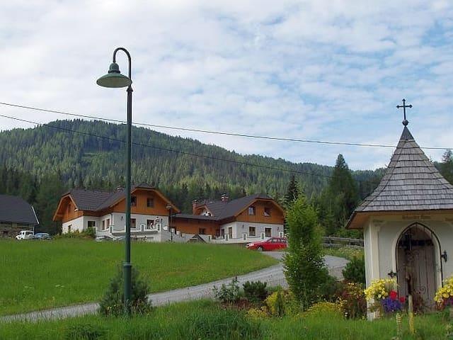 Ferienhaus Alpenblick4 Steir. Krakau/n Kreischberg - Krakauschatten - Huoneisto