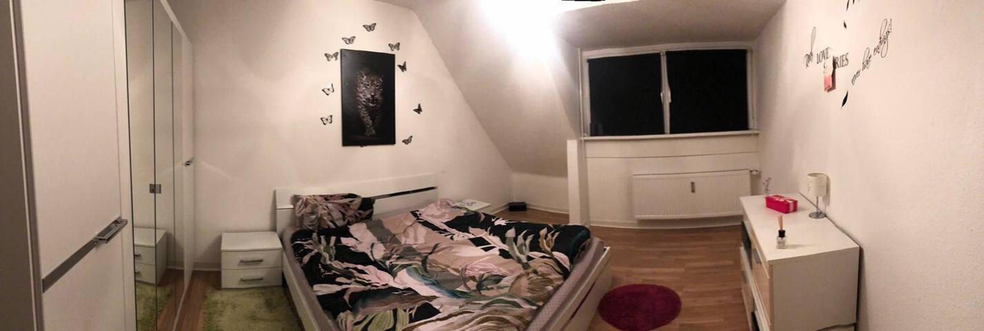 Kleine gemütliche Wohnung in Stadtmitte