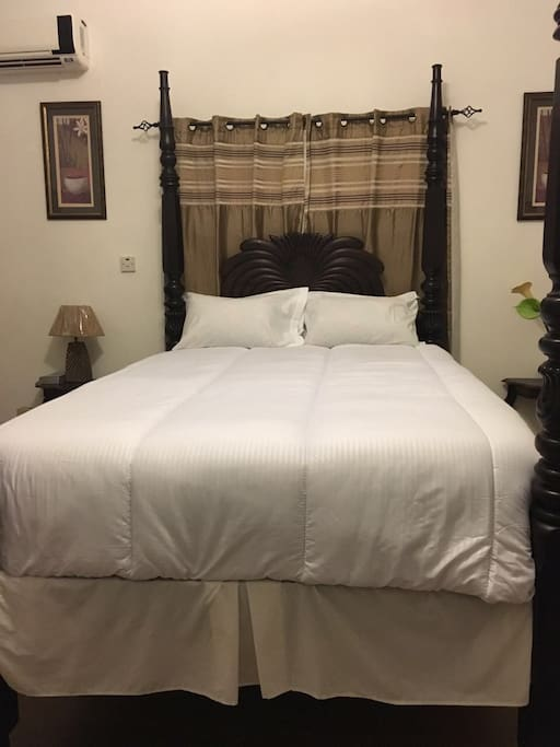 19century British colonial four post bed fit for a king or queen