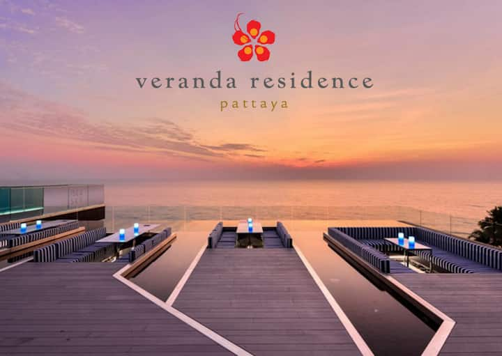 Veranda Pattaya/3BR Seaview/ExecutiveSuite