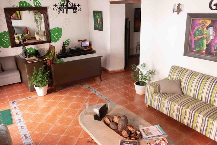 ✨Cozy Suite Colonial en el Casco Histórico✨