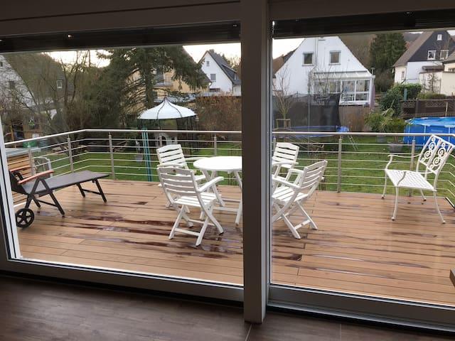 Ferienhaus****, komfortabel und modern in BorkenOT - Borken (Hessen) - Huis
