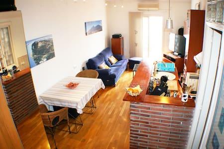 Loft + Terrace in Barcelona center
