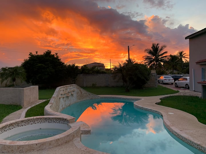 Casa Carlitos Vega Baja With Private Pool