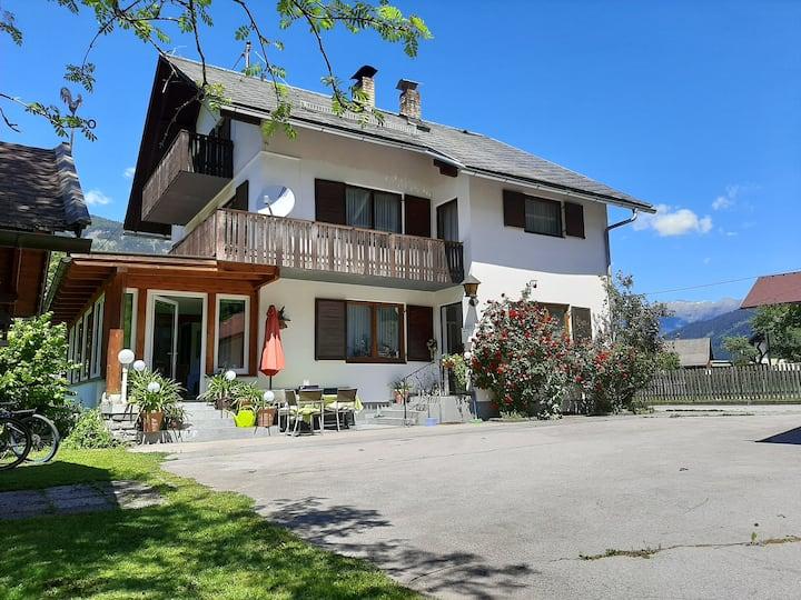 Ferienhaus Guggenbichler Lind im Drautal