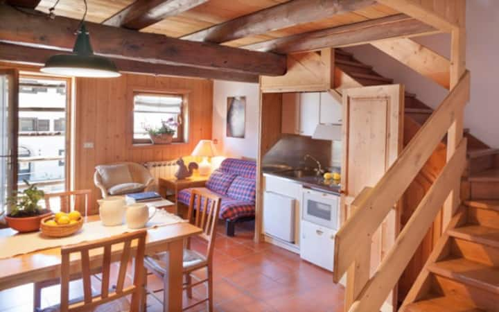 ALBERGO DIFFUSO SAURIS, Family apartment 2+1
