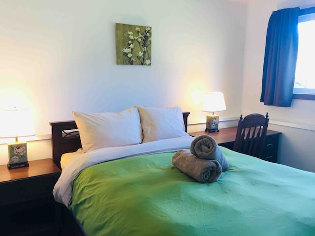 ✶Private Room, 7min drive to ferry, many extras-R1
