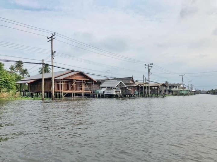 Hommali Canal House-Nonthaburi