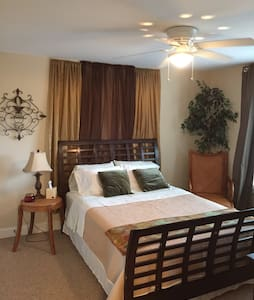A wonderful getaway only 20 minutes from downtown Atlanta stay and enjoy - Stockbridge