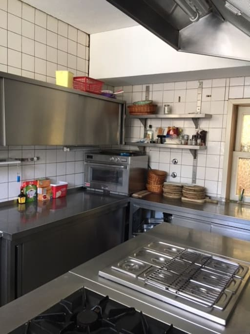 Küche / Gemeinschaftsküche
