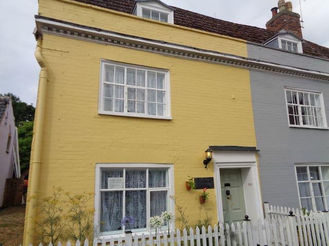 Minsmere cottage - Yoxford - House