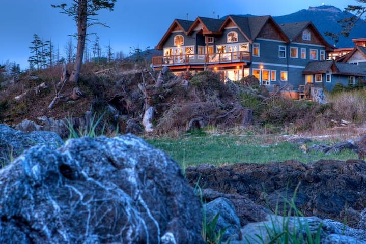 Big Beach Lodge - Ucluelet - Ucluelet - Casa