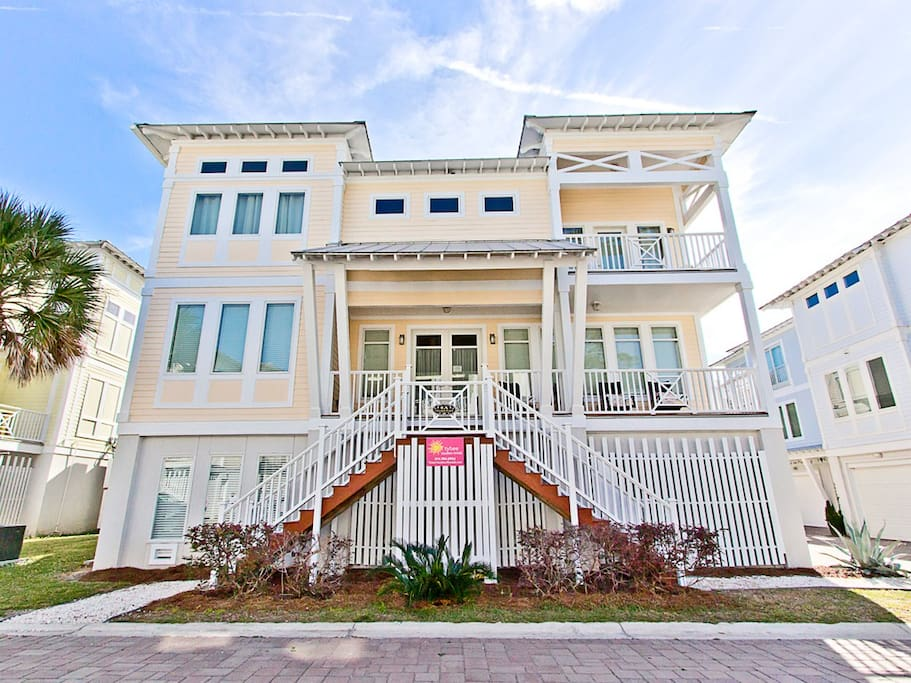 All About Tybee Exterior View