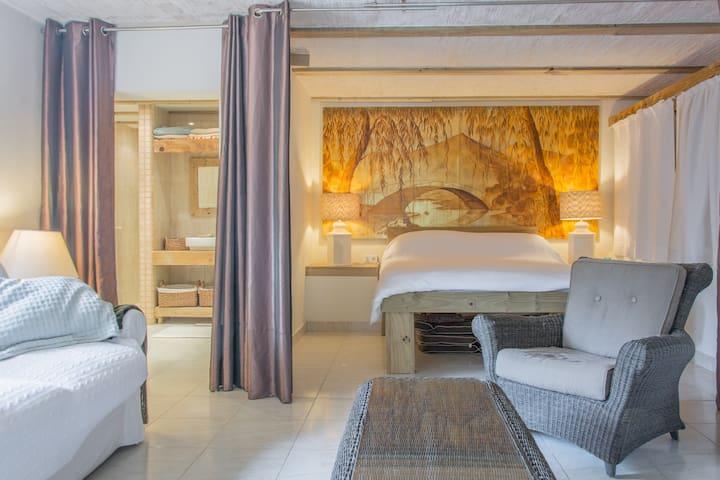 Stylfull homely poolhouse/ apt - Palma - Apartamento