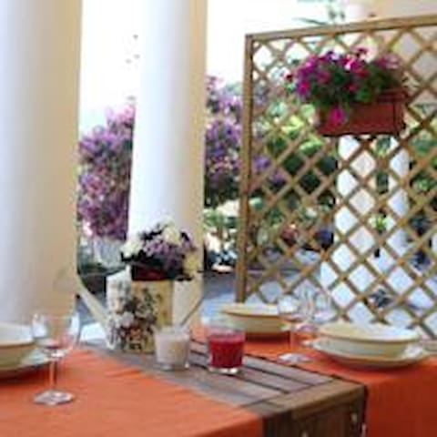 """A casa di Agata"" your holiday home - Pellezzano - Hus"