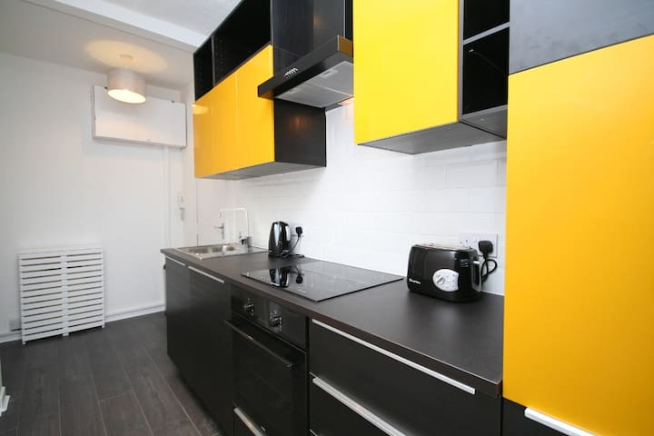 Stylish & Bright City Centre Apartment - Glasgow - Wohnung