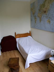 Single bedroom near Edinburgh - Appartamento