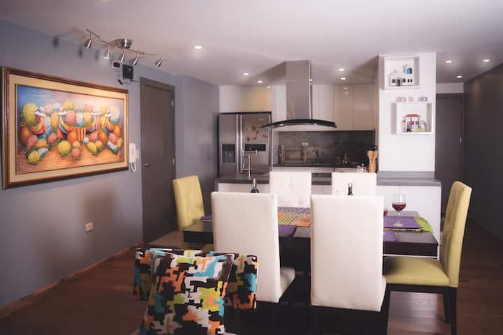 Luxury apartment in a nice neighborhood 508