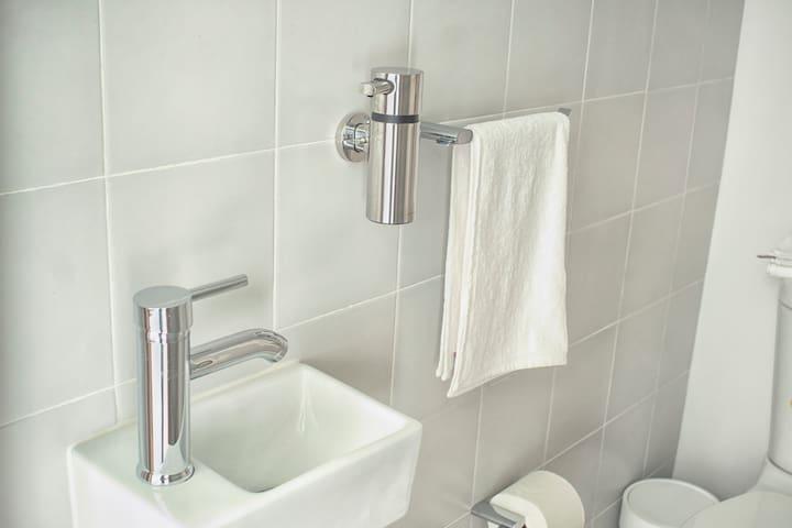 Lavamanos segundo baño