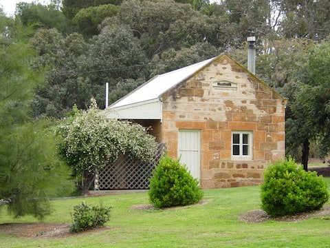 Stallion Box, Bungaree Station, Clare Valley