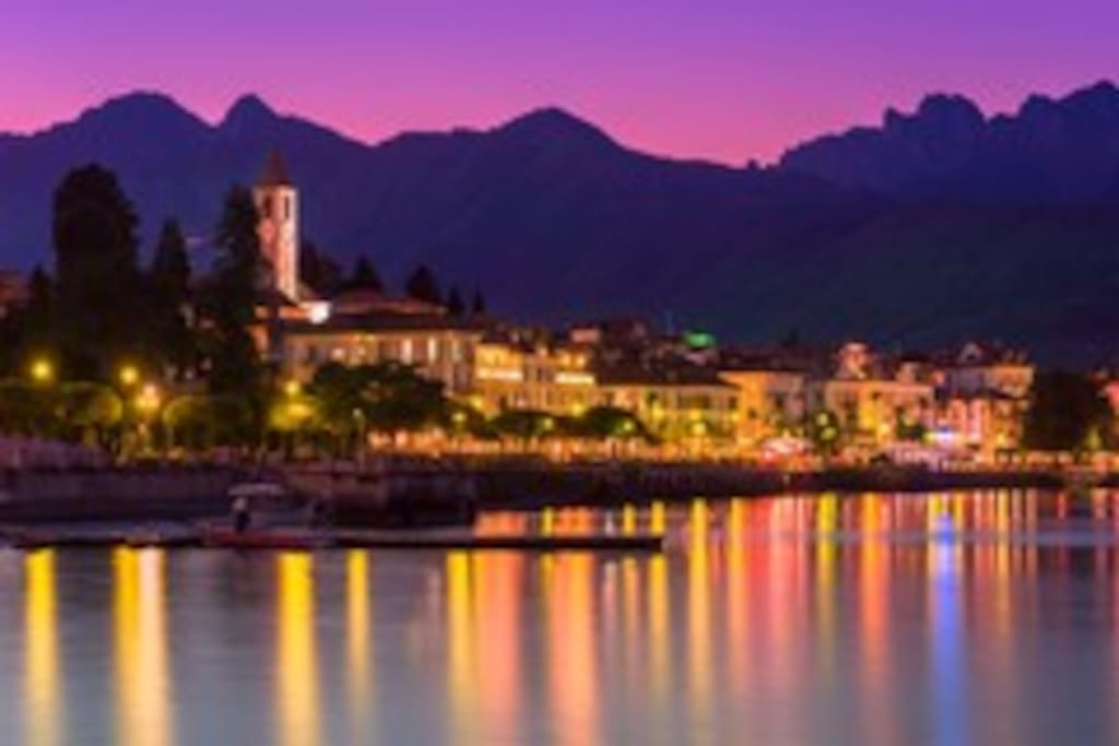 Baveno by Night