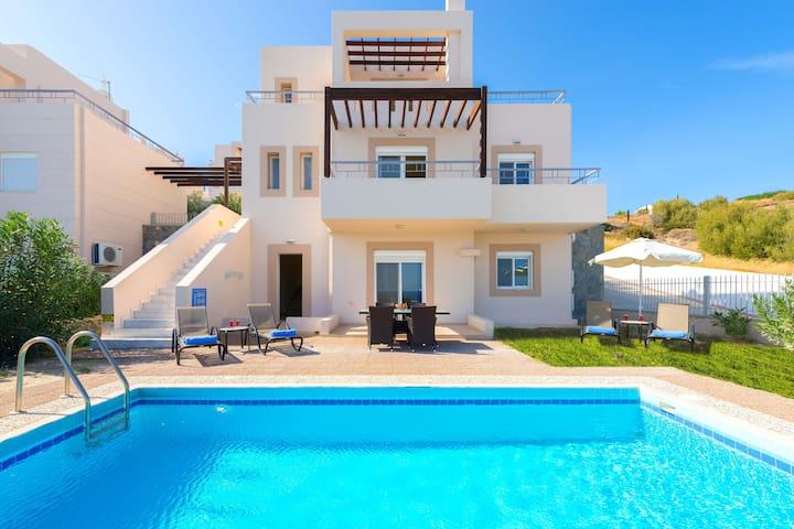 Athoniki Villas Rhodes - Kalathos - Huis