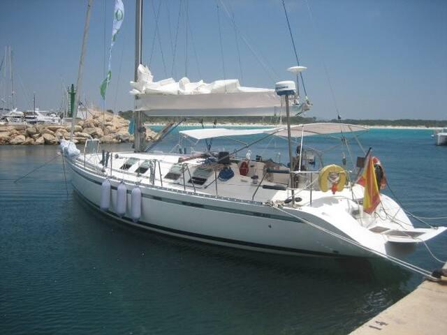 barco 15m 8 pax ,Sancti Petri, Cadiz, Puerto, Rota