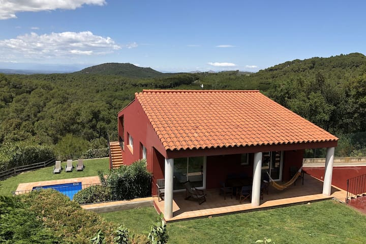 Cozy Villa in Begur with Swimming Pool