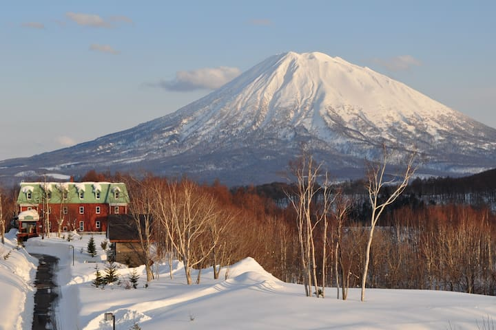 Niseko Freedom Inn: Superior King