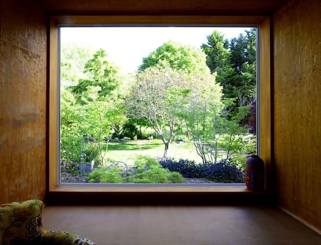 The hidden garden...quiet and wonderful