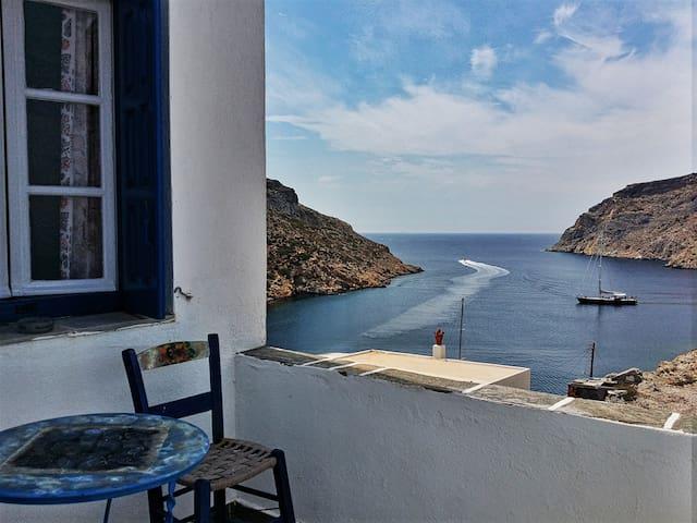 Romanza [Beautiful Aegean Sea View Double Room]