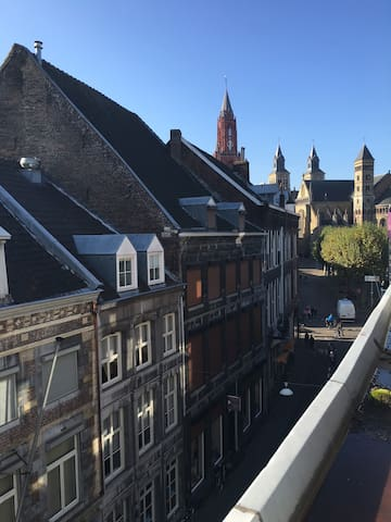 Great apartment right in the city center - Maastricht - Apartment