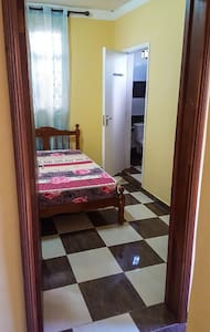 En-suite Single bedroom (A4) - Quatre Bornes - บ้าน