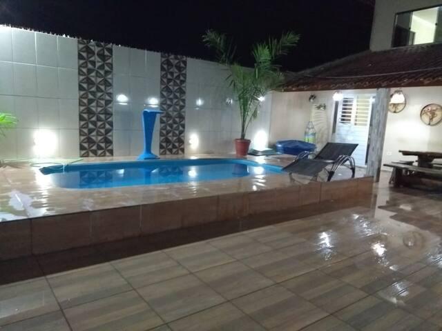 Casa de praia com piscina/Maragogi 🏖 Rosy