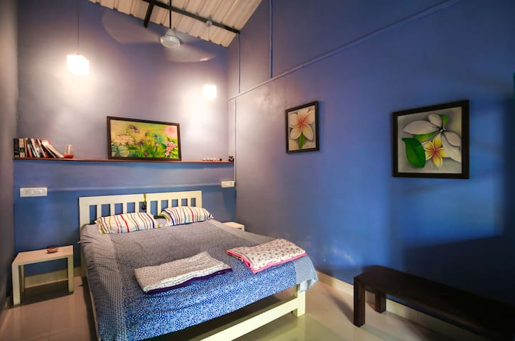 Casa Serendip - Blue Cottage - Room#2 - Verla Canca - House