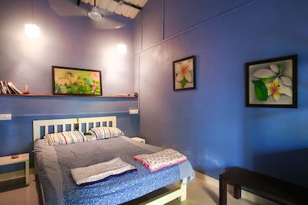 Casa Serendip - Blue Cottage - Room#2 - Verla Canca - Hus