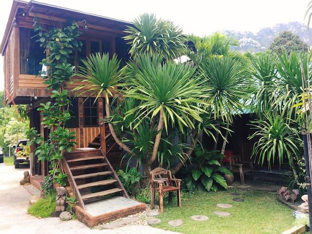 The Creek Cabin @Aonang Krabi - ตำบล อ่าวนาง - Villa