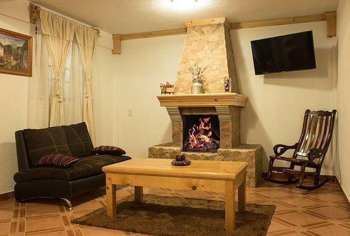 Suite Terraza Mayab 1