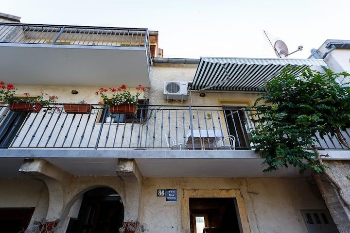 Mirca apartment on a quiet location