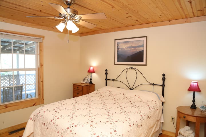 Enjoy the Majestic Smoky Mountains - Topton - Huis