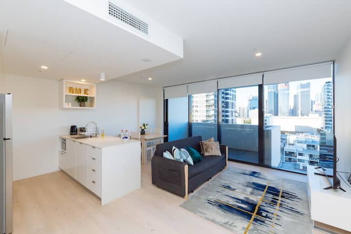 Brand New Stylish 2 Bedroom in Heart of Southbank