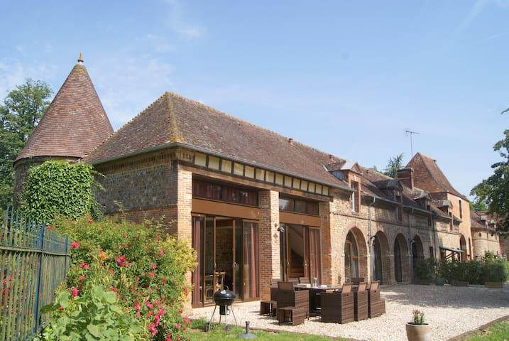 Gîte d'exception au château : La Réserve