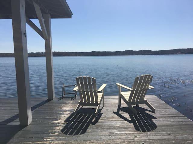 Relax at Lake Gaston!