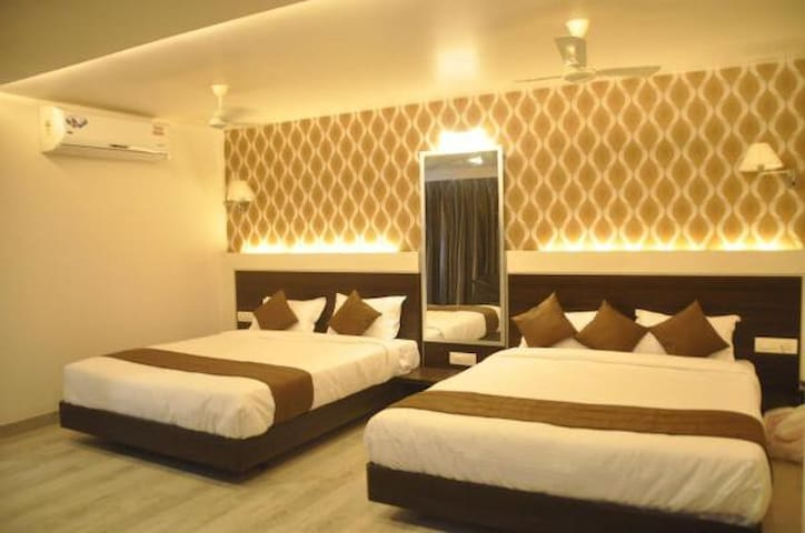 Family Suite Room in Vasai East