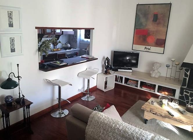 2 Special rooms in Rome - Řím - Apartmán pro hosty