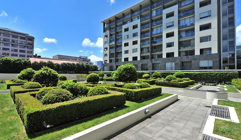 Luxury two bedroom central apartment - Wellington - Byt