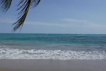 Beatiful Beach Access Apartment - Loíza